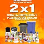 Temporada Naranja 2021: 2×1 en cristalería y plásticos del hogar