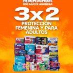 Temporada Naranja 2021: 3×2 en protección femenina y adultos