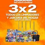La Comer Temporada Naranja 2021: 3×2 en limpiadores y jarciería