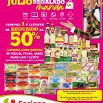 Folleto Soriana Súper Julio Regalado 2021 del 9 al 15 de julio