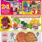 Soriana Mercado: frutas y verduras fin de semana 16 al 19 de julio 2021