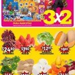Folleto Soriana Mercado frutas y verduras 20 al 22 de julio 2021