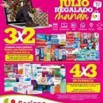 Soriana Súper Julio Regalado 2021: Folleto de ofertas del 2 al 8 de julio