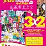 Folleto Soriana Super Julio Regalado al 22 de julio 2021