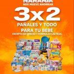 Temporada Naranja 2021: 3×2 en Pañales y todo para bebés