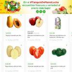 Ofertas Tianguis Bodega Aurrerá frutas y verduras 12 al 15 de julio 2021