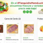 Folleto Tianguis Bodega Aurrerá frutas y verduras 19 al 22 de julio 2021