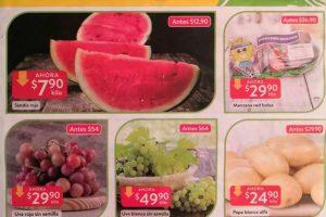 Ofertas Walmart Semana de Frescura al 22 de julio 2021