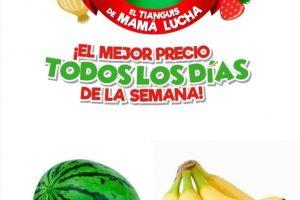 Ofertas Bodega Aurrerá frutas y verduras 1 y 2 de septiembre 2021