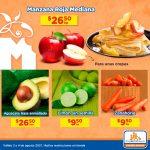 Ofertas Chedraui frutas y verduras 3 y 4 de agosto 2021