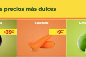 Ofertas Chedraui frutas y verduras 31 de agosto y 1 de septiembre 2021