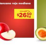 Ofertas Chedraui Martimiércoles de frutas y verduras 17 y 18 de agosto 2021