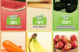 Ofertas HEB frutas y verduras 31 de agosto al 6 de septiembre 2021