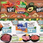 Ofertas SMart frutas y verduras 11 y 12 de agosto 2021