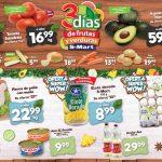 Ofertas SMart frutas y verduras del 3 al 5 de agosto 2021