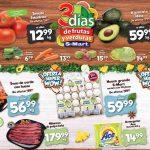 Ofertas SMart frutas y verduras del 24 al 26 de agosto 2021
