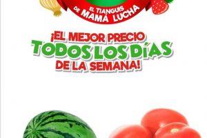Ofertas Bodega Aurrerá frutas y verduras 20 al 23 de septiembre 2021