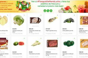 Ofertas Bodega Aurrerá frutas y verduras 13 al 16 de septiembre 2021