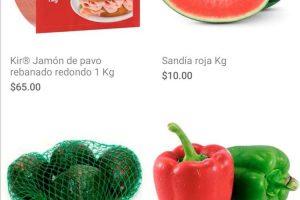 Ofertas Bodega Aurrerá frutas y verduras 6 al 9 de septiembre 2021