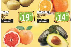 Ofertas Casa Ley frutas y verduras 28 y 29 de septiembre 2021