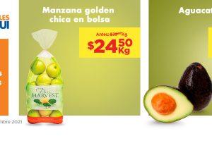 Ofertas Chedraui frutas y verduras 14 y 15 de septiembre 2021