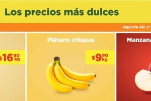 Ofertas Chedraui frutas y verduras 21 y 22 de septiembre 2021
