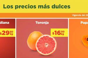 Ofertas Chedraui frutas y verduras 28 y 29 de septiembre 2021