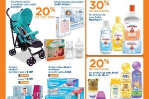 Folleto Chedraui Consentidos de Bebés 17 al 29 de septiembre 2021