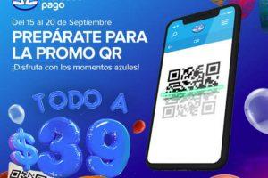 Mercado Pago: Promociones con QR del 15 al 20 de septiembre 2021