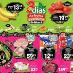 Ofertas SMart frutas y verduras del 21 al 23 de septiembre 2021