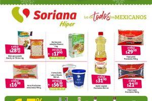 Folleto Soriana Ofertas Fiestas Patrias al 19 de septiembre 2021