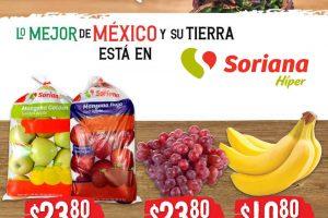 Folleto Soriana Martes y Miércoles del Campo 7 y 8 de septiembre 2021