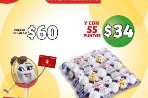 Puntos Recompensa en Soriana Mercado del 18 al 24 de septiembre