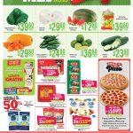 Ofertas Soriana carnes frutas y verduras del 24 al 27 de septiembre 2021