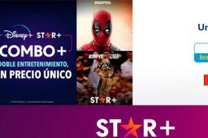 Telmex: combo Disney+ y Star+ por $129 adicionales a tu plan mensual