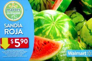 Folleto Martes de Frescura Walmart 28 de septiembre 2021