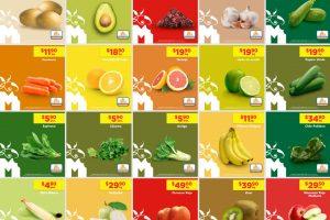 Ofertas Chedraui frutas y verduras 19 y 20 de octubre 2021