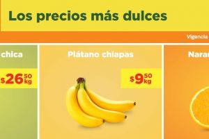 Ofertas Chedraui frutas y verduras 5 y 6 de octubre 2021