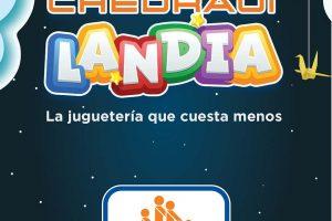 Folleto Chedraui Chedrauilandia 2021: Ofertas en juegos y juguetes