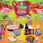 Ofertas SMart frutas y verduras del 12 al 14 de octubre 2021