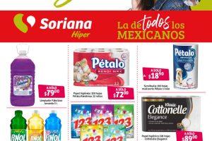 Folleto Soriana ofertas del 30 de septiembre al 14 de octubre 2021