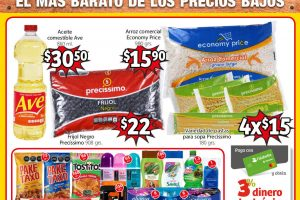 Folleto Soriana Mercado Precios Bajos del 1 al 14 de octubre 2021