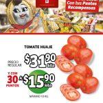 Ofertas Soriana Mercado frutas y verduras 12 al 14 de octubre 2021