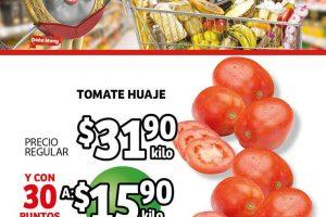 Ofertas Soriana Mercado frutas y verduras 19 al 21 de octubre 2021