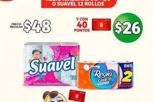 Ofertas Soriana Mercado puntos Recompensas 16 al 22 de octubre 2021