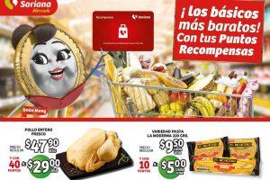Ofertas Soriana Mercado Puntos Recompensas al 8 de octubre 2021