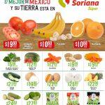 Ofertas Soriana Súper Martes y Miércoles del Campo 12 y 13 de octubre 2021